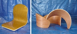 Curved Ply • Chairs